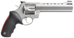 a picture of a Taurus Raging Bull 6-inch in .44 Magnum