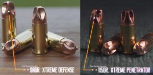 image of a fluted bullets