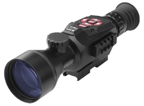 ATN X Sight 5-20 riflescope