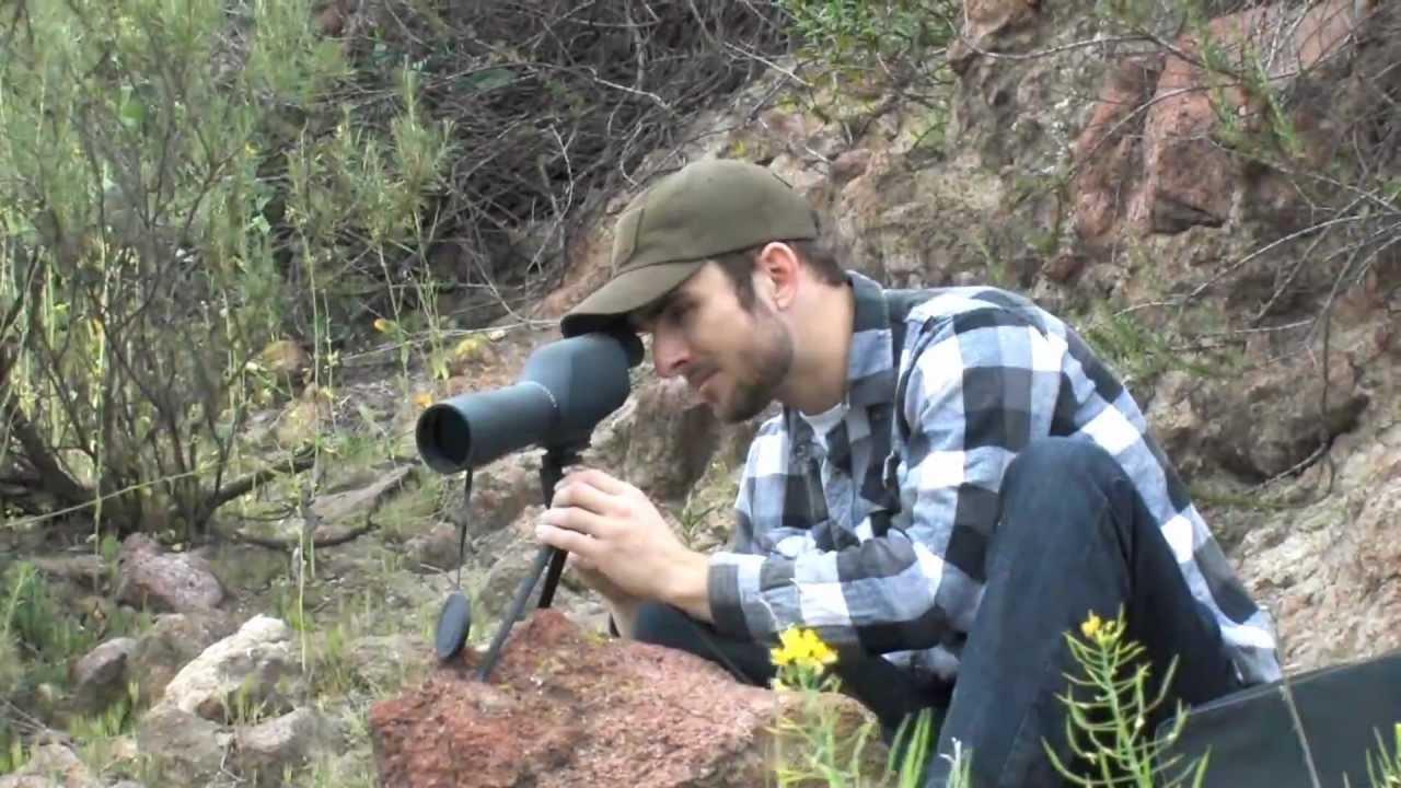 Image of Barska Zoom Colorado Spotting Scope