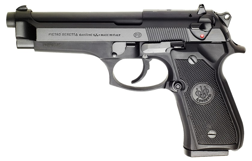 a picture of the Beretta M92FS