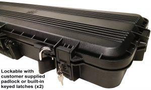 Case Club Pre-Made AR15 Waterproof Rifle Case