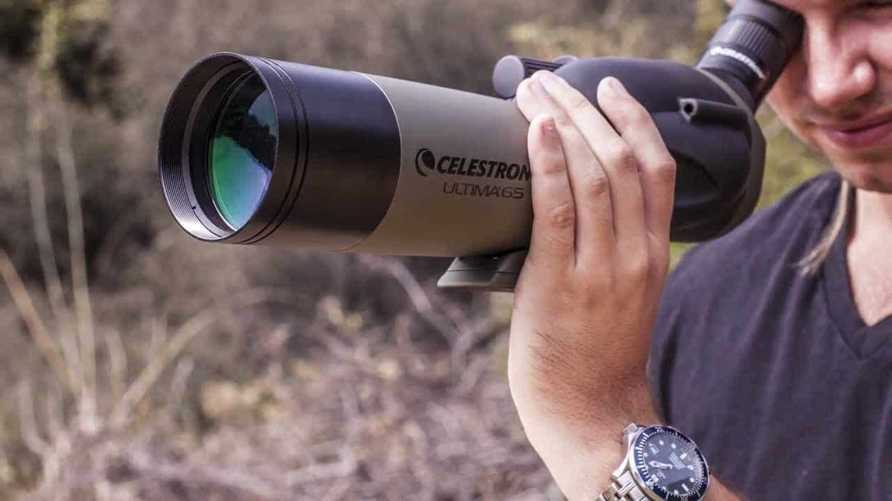 Image of Celestron Ultima Spotting Scope