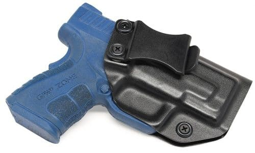 Best 4 Springfield XD Mod 2 Holsters [Review + Top Choice]
