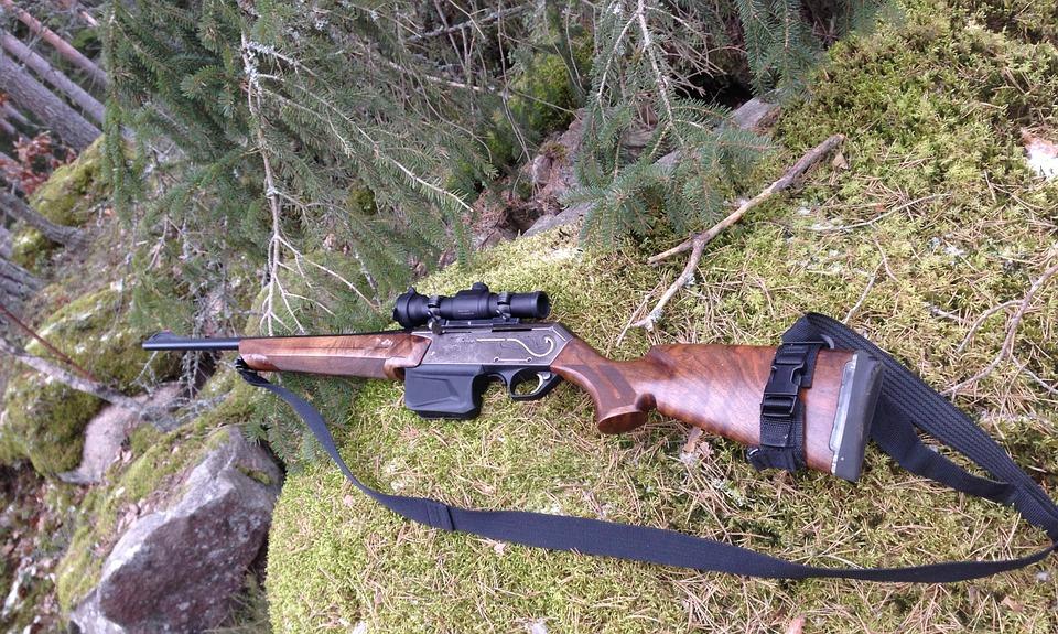 Hunting Rifle Semi Automatic