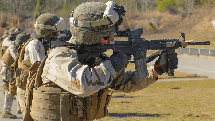 Standard M4 Carbine