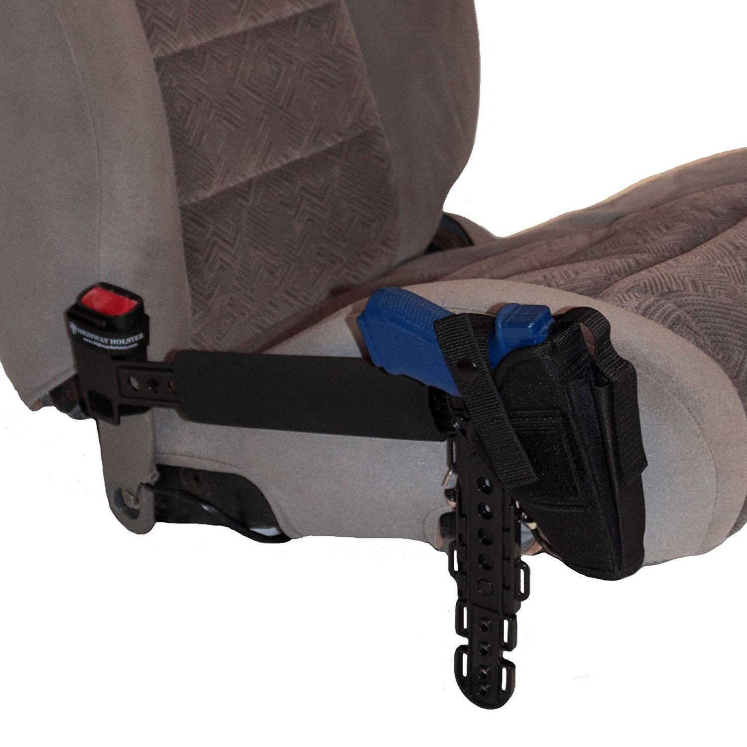 image of vehicle holster mount
