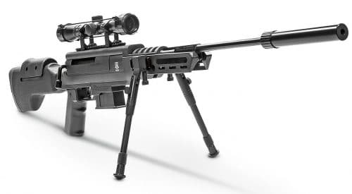 Black Ops Break Barrel Airsoft Sniper Rifle