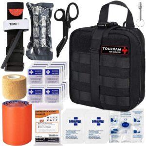 TOUROAM IFAK Molle Trauma Kit