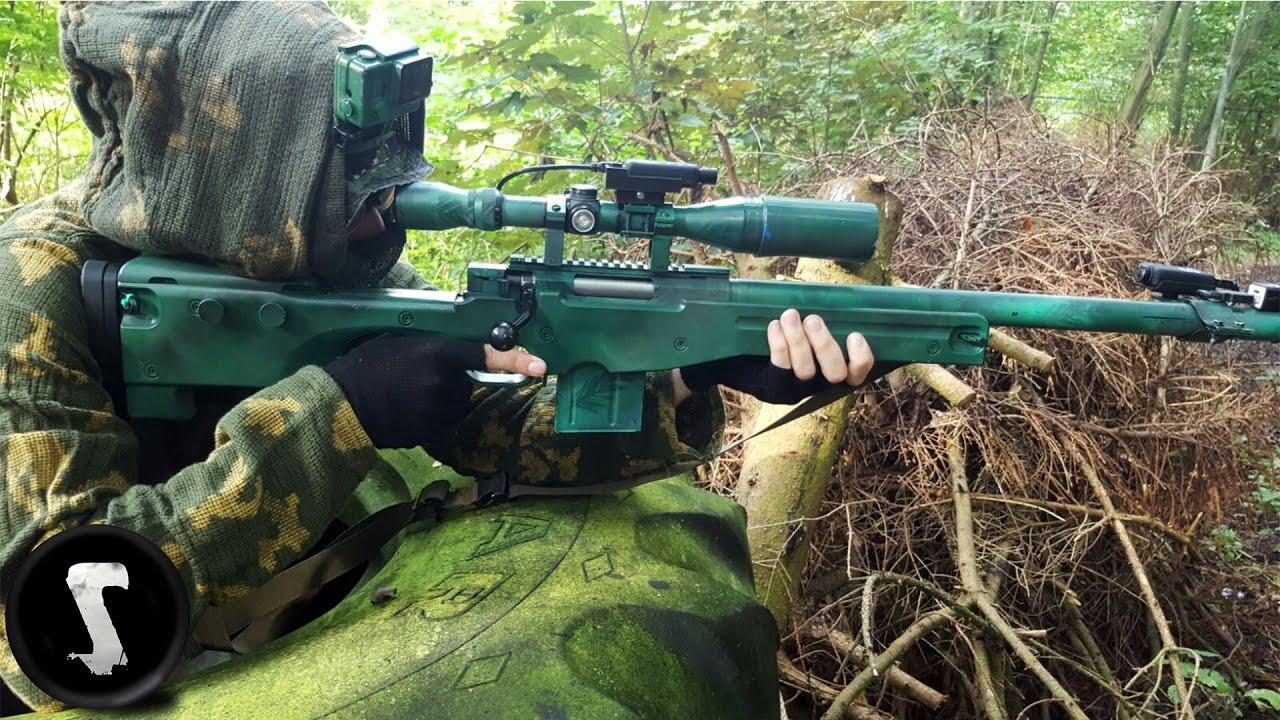 airsoft sniping