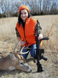 ar 15 enough gun for deer