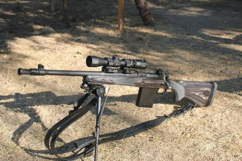 image of Ruger Gunsite Scout Rifle