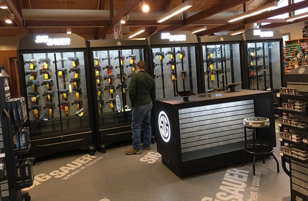 Sig Sauer—The Rich History & Tenuous Future of a Military Mainstay