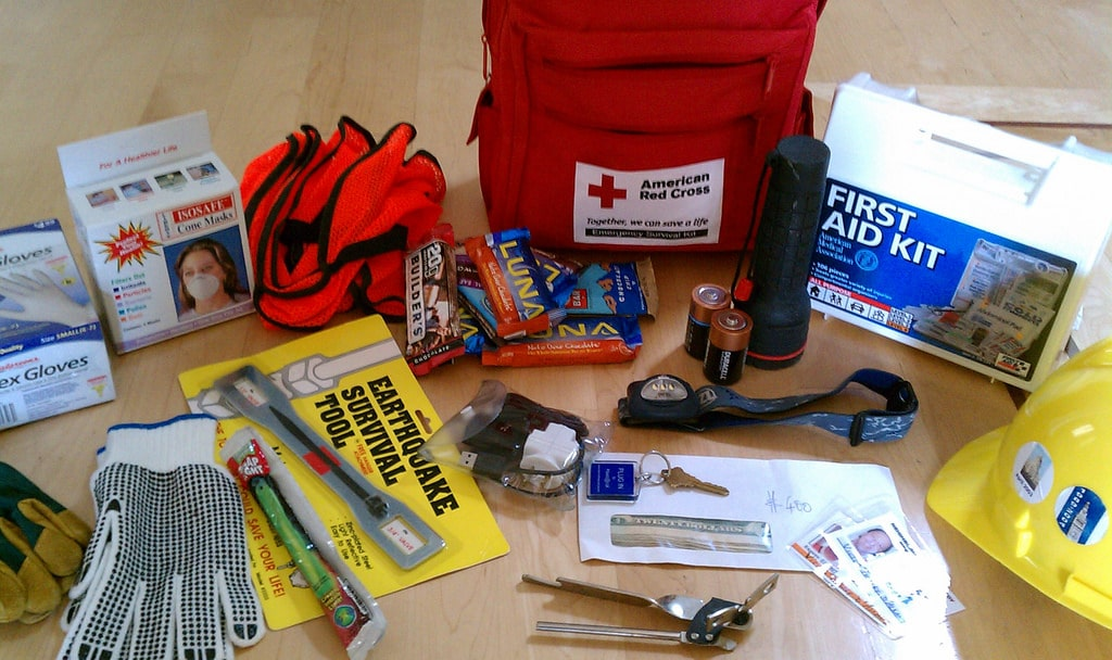 survival kits available on the market
