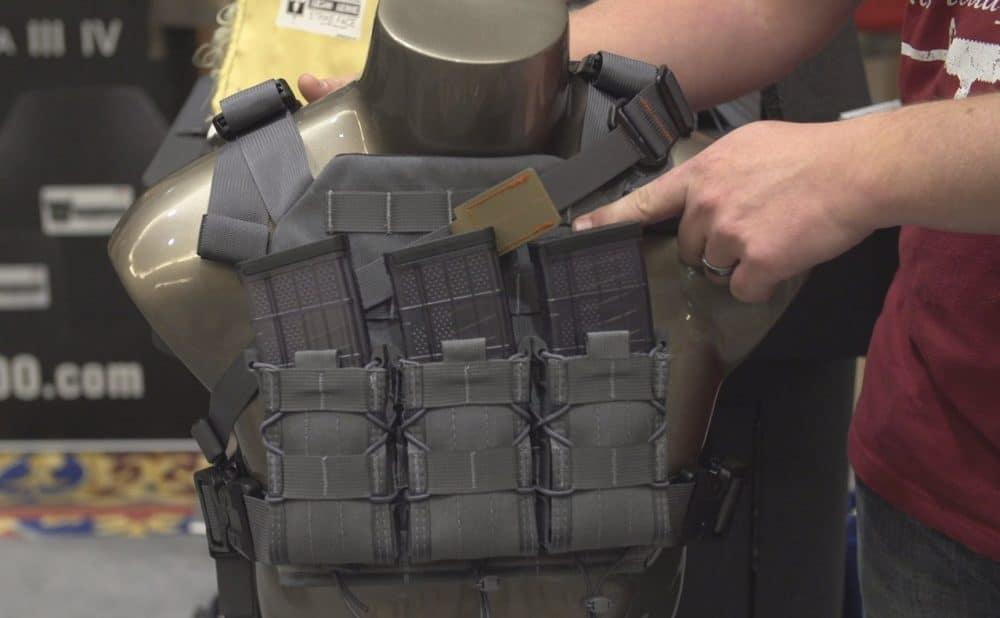AR 500 Body Armor Plate Carrier