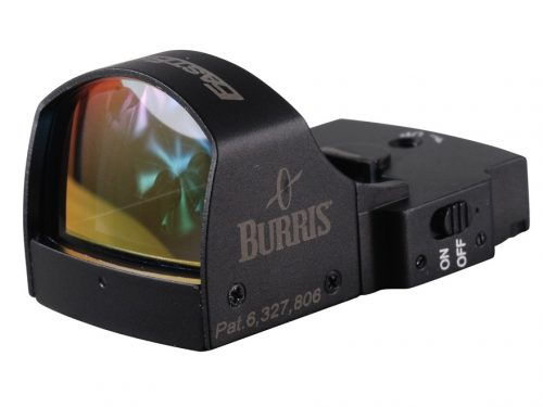 Burris Fastfire red dot sight