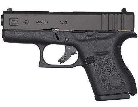 image of a Glock 439mm handgun