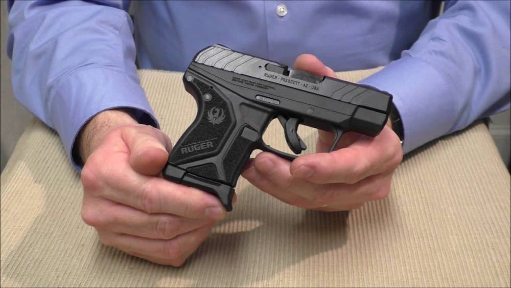Ruger LCP II 380acp
