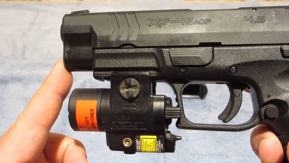 Streamlight TLR-4 laser light