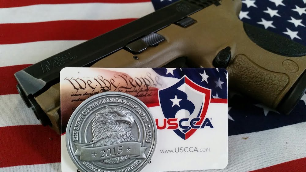USCCA Concealed Carry Insurance