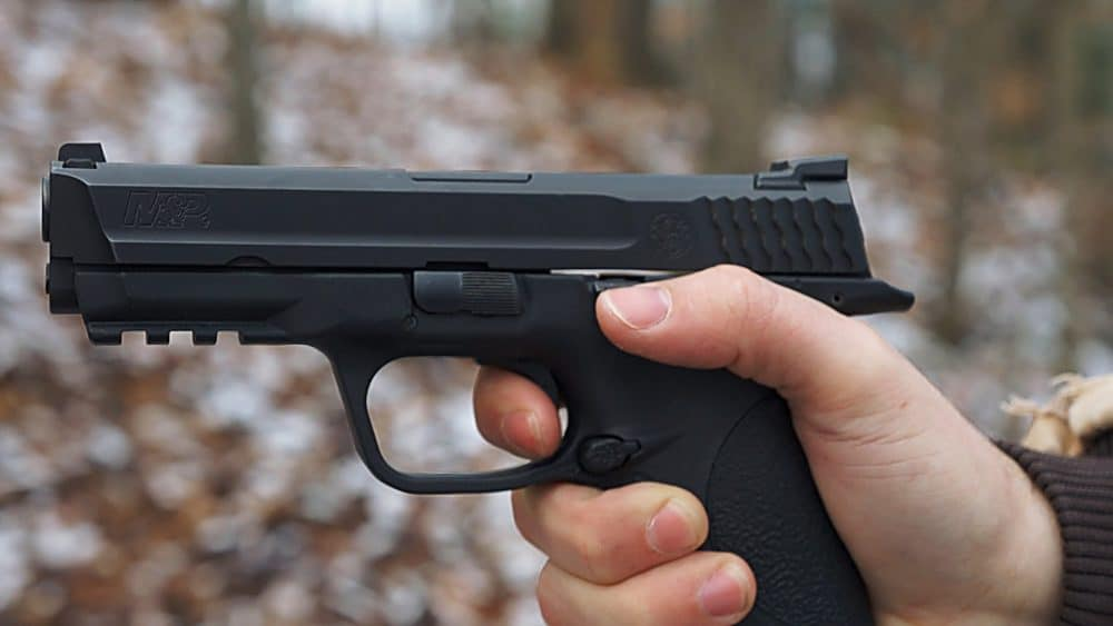 smith and wesson m&p 9mm