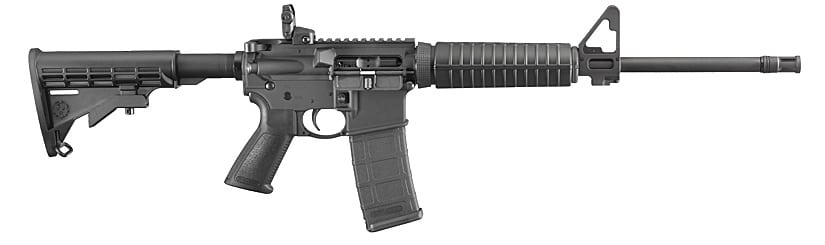 Ruger AR 556 Specs
