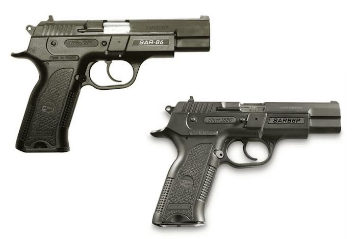 image of SAR B6 and B6P