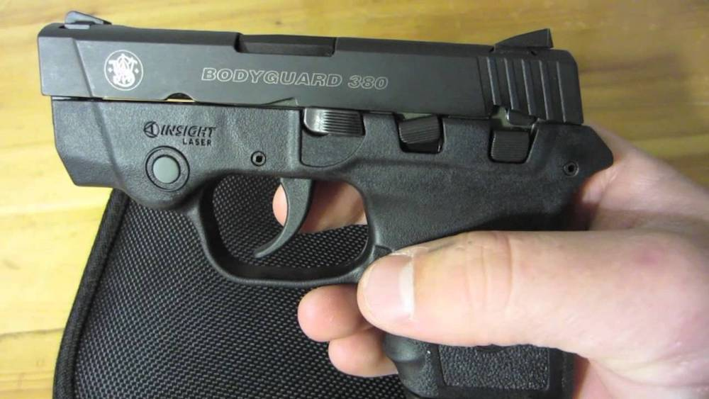 image of Smith & Wesson Bodyguard 380
