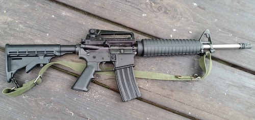 ar-15 overview