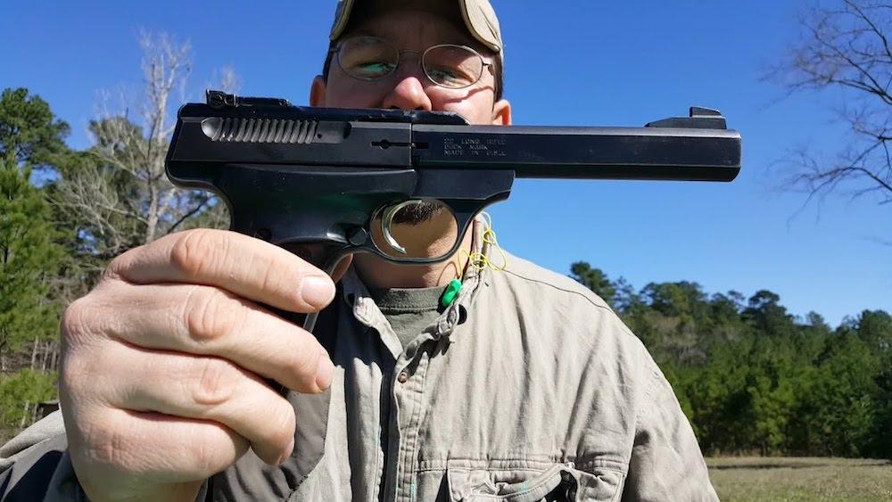 browning buckmark caliber 22 LR