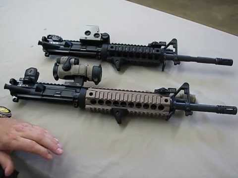 carbine vs mid length