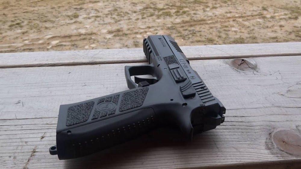 cz p09 pistol