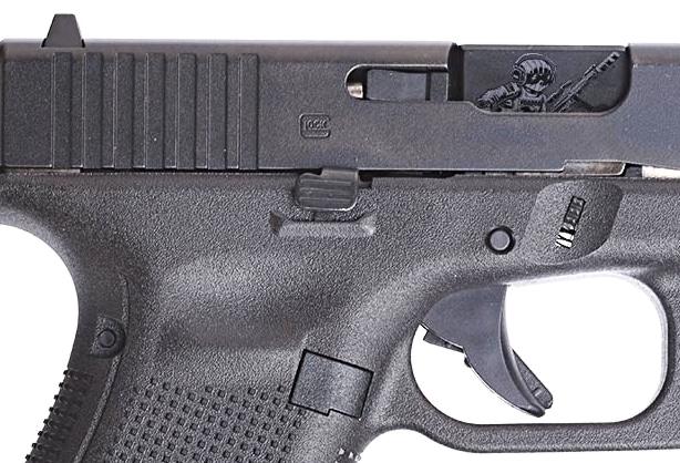 glock 19 gen 5 amb slide stop