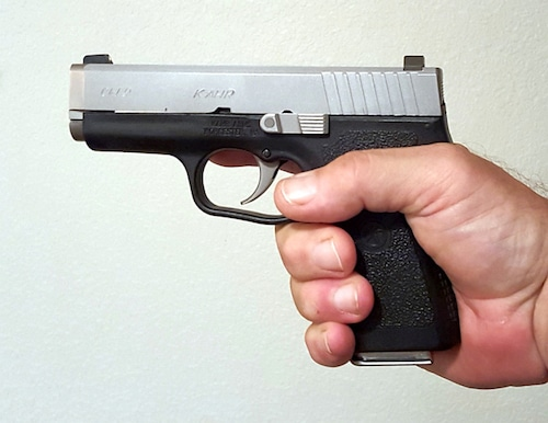 Overlooked Budget Concealed Carry Pistol: Kahr CW9
