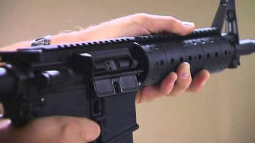m4 carbine barrel profile