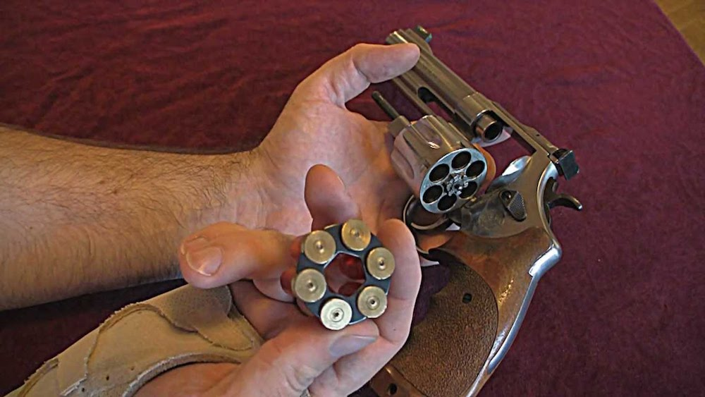 reloading a 38 special bullet to a revolver