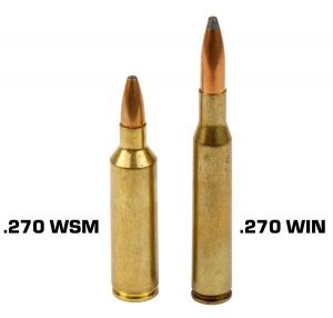 a picture of the .27 Winchester Short Magnum