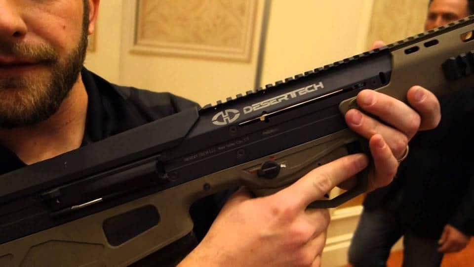 Desert Tech Mdr A Good Choice For A Battle Rifle