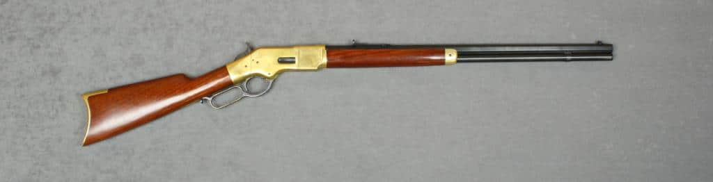 a picture of the Model 1866 rifle