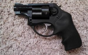 a picture of the Ruger LCRx