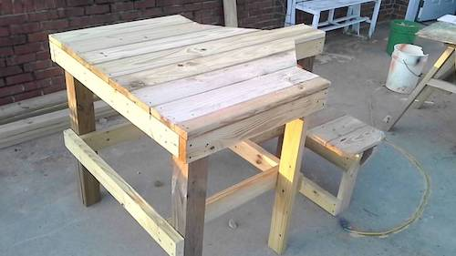 Shooting Benches Buy Or Diy