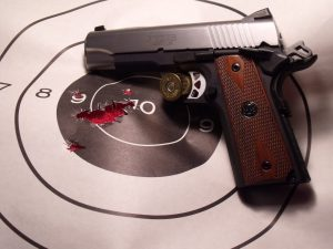 a picture of the SR1911 Model 6722