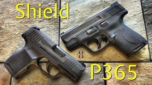Sig Sauer P365: Concealed Carry At Its Best! - Gun News Daily