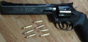 image of taurus-tracker-17 with ammo
