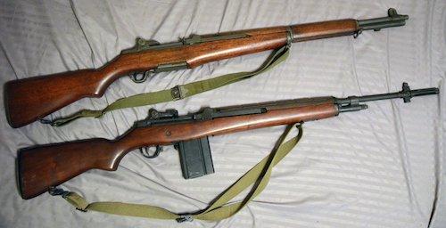 M1A vs M14 comparison