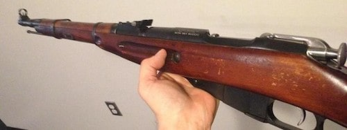 mosin nagant m44 carbine russian