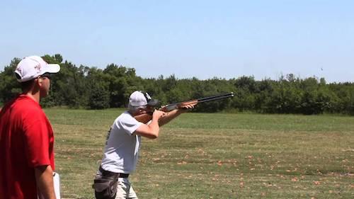 skeet shooting stoeger condor
