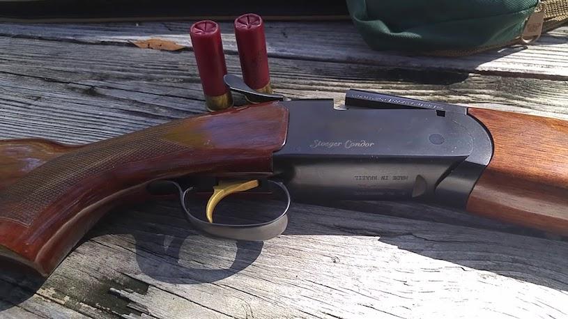 stoeger condor over under shotgun