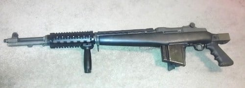 t20 garand rifle