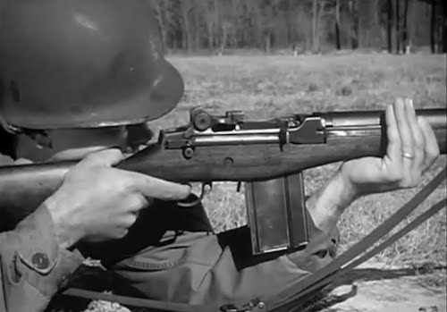 us army training uses m14